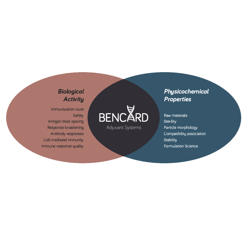 Bencard - Biological Activity - Physiochemical Propities
